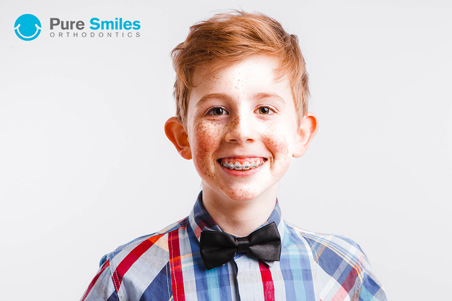 Orthodontics for children Austin